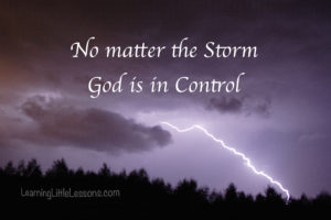 No Matter the Storm