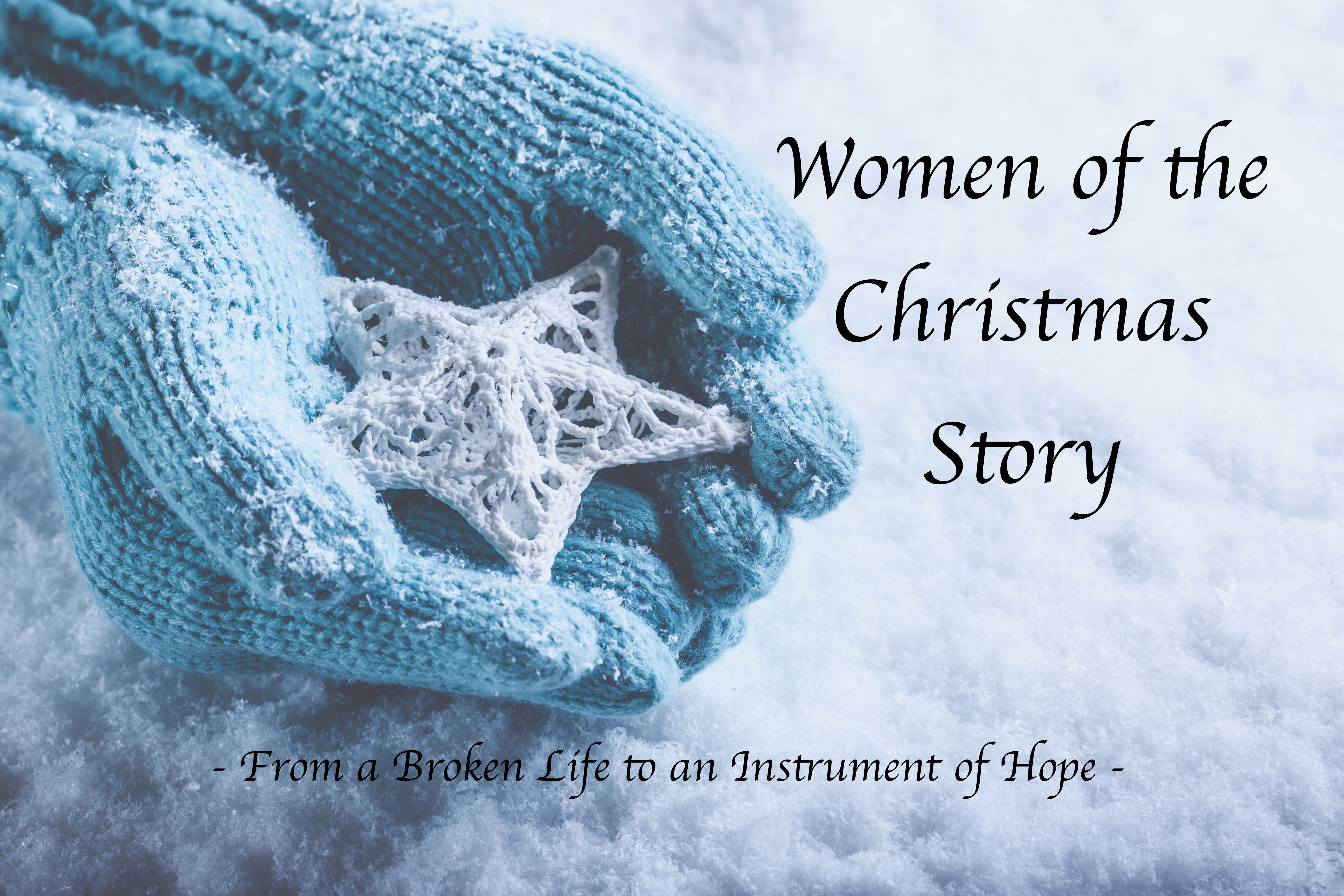 Women of the Christmas Story