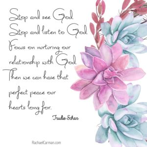 KEEP US IN PERFECT PEACE