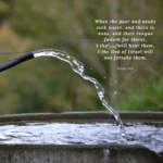 Freely Drink: Living Water for the Body and Soul — Guest Post by Rebecca Bauman